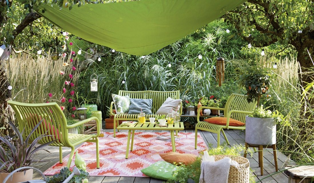 Les essentiels pour bien décorer son jardin