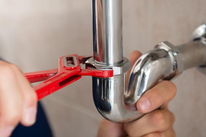 Plombier en urgence pour une fuite d'eau