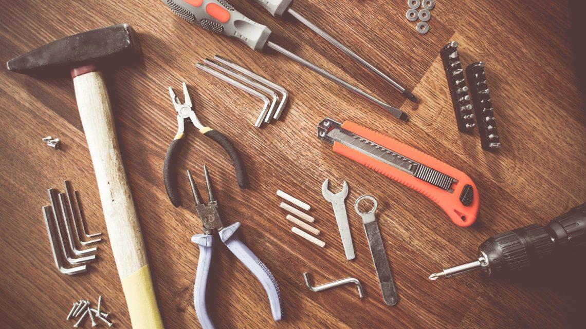 Les outils qu'il vous faut sur un chantier de construction