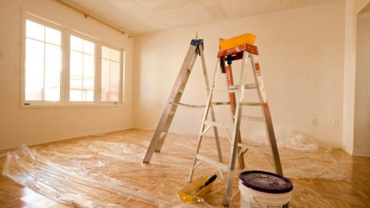 À quoi s'attendre – Un projet de peinture en cinq étapes