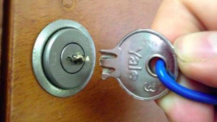 Clé cassée dans la serrure – Votre clé s'est-elle enfoncée dans la serrure de votre porte?